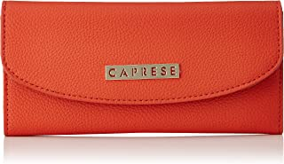 Caprese Mia Women's Wallet (Orange)