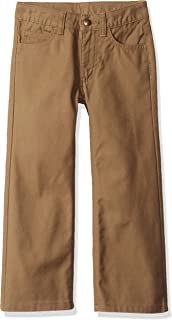 Boys' Canvas 5 Pocket Pant