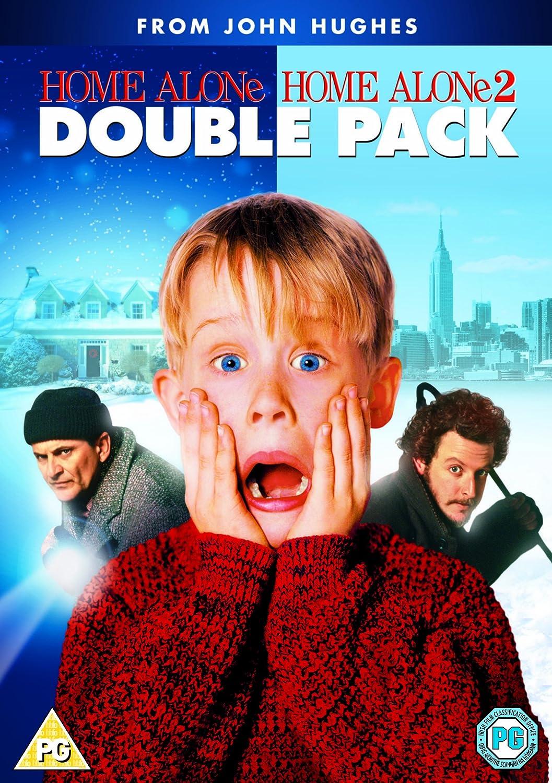 Home Alone 200 & 20 Duopack Pack DVD [UK Import] Amazon.de DVD ...