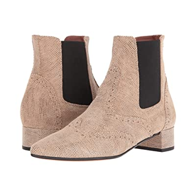 Summit by White Mountain Adella (Camel Exotic Leather) Women