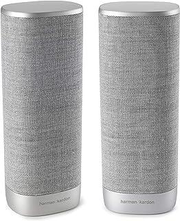 Harman Kardon HKCITASURRGRY Citation Surround Wireless Bluetooth Speaker - Gray (Pack of 1)