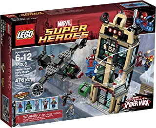 Best lego daily bugle Reviews