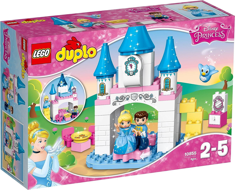 LEGO 10855 Duplo Disney Princess Cinderella's Magical Castle