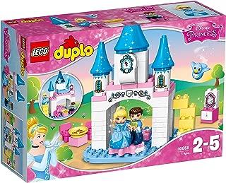 LEGO Duplo Castillo mágico de Cenicienta - Juegos de construcción, 2 año(s), 56 Pieza(s), 5 año(s), 19 cm, 19 cm