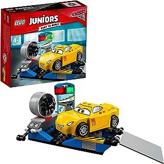 LEGO 10731 Juniorzy Disney samochody Cruz Ramirez symulator wyścigu