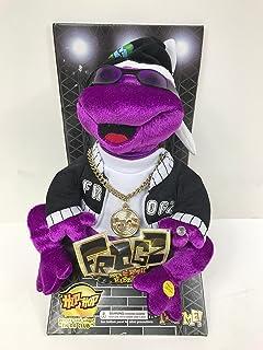 Frogz Rock It, Rap It, Ribbit! Hip Hop Frog Plush