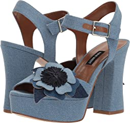Winflower Heel Sandal