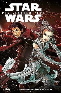 Star Wars - Die letzten Jedi - Comic zum Film (German Edition)