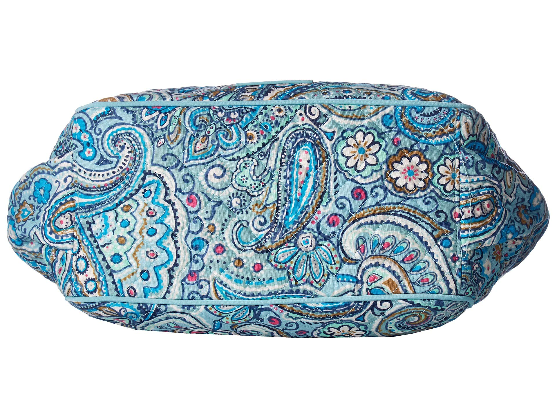 Paisley Go Crossbody Vera The Dot Bradley Daisy Iconic On RO1Zq7