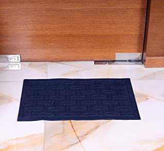 Royalford Rubber Mat - Home, Shop Outdoor Rubber Entrance Mats Anti Fatigue None Slip Indoor Safety Flooring Drainage Door...