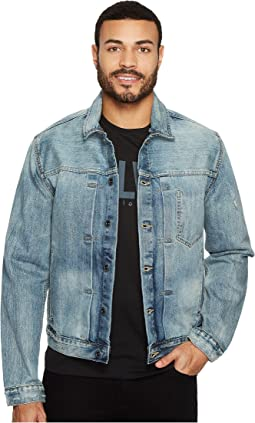 Calvin Klein Jeans Antique Wash Trucker Jacket