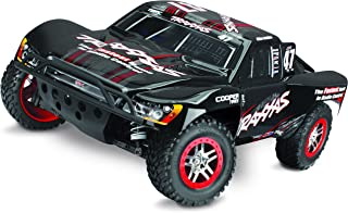 Traxxas Slash 4X4 1/10 Scale 4WD Electric Short Course Truck with Low-CG Chassis, On-Board Audio, and TQi 2.4GHz Radio, Mike