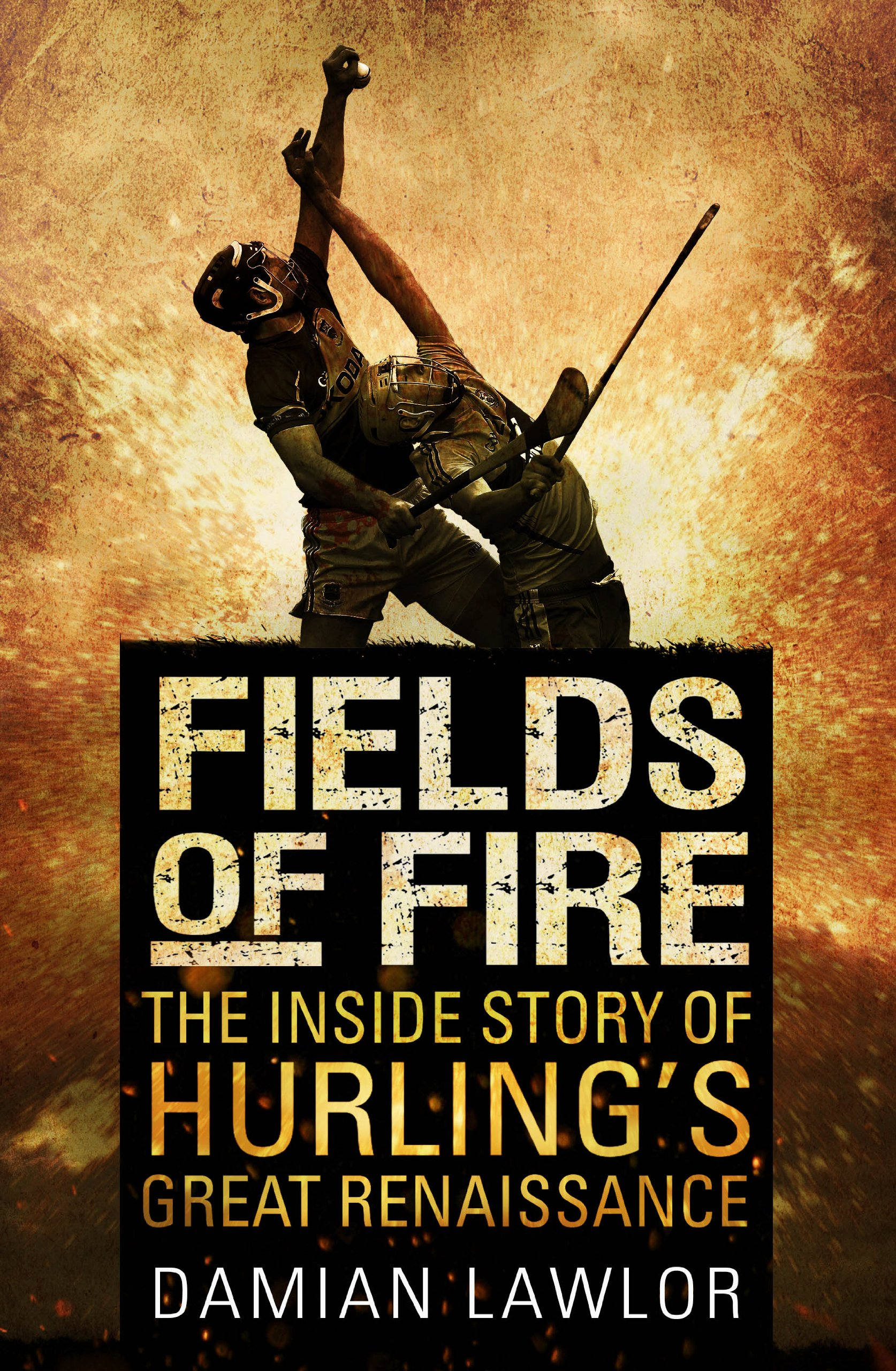 Fields Of Fire: The Inside Story Of Hurling's Great Renaissance (English Edition)