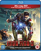 Iron Man 3 (3D Blu-ray + Blu-ray)