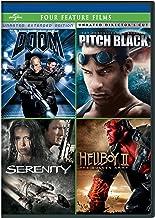 DOOM/PITCH BLK/HELBY2/SRNTY DVD