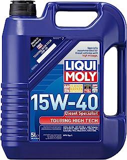Liqui Moly 2044 Touring High Tech Diesel 15W-40 Motor Oil - 5 Liter Jug
