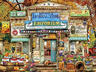 Buffalo Games - Aimee Stewart - Brown's General Store - 1000 Piece Jigsaw Puzzle