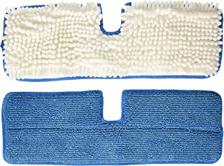 Clorox Ready Flip, 2-Pack Mop Refill, White