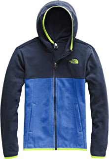 1219df41bc3a The North Face Boys  Glacier Full Zip Hoodie (Little Big ...