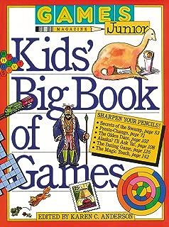 Games Magazine Junior Kids' Big Book of Games
