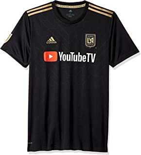 adidas MLS Los Angeles Football Club Home Stadium Jersey 2017-18