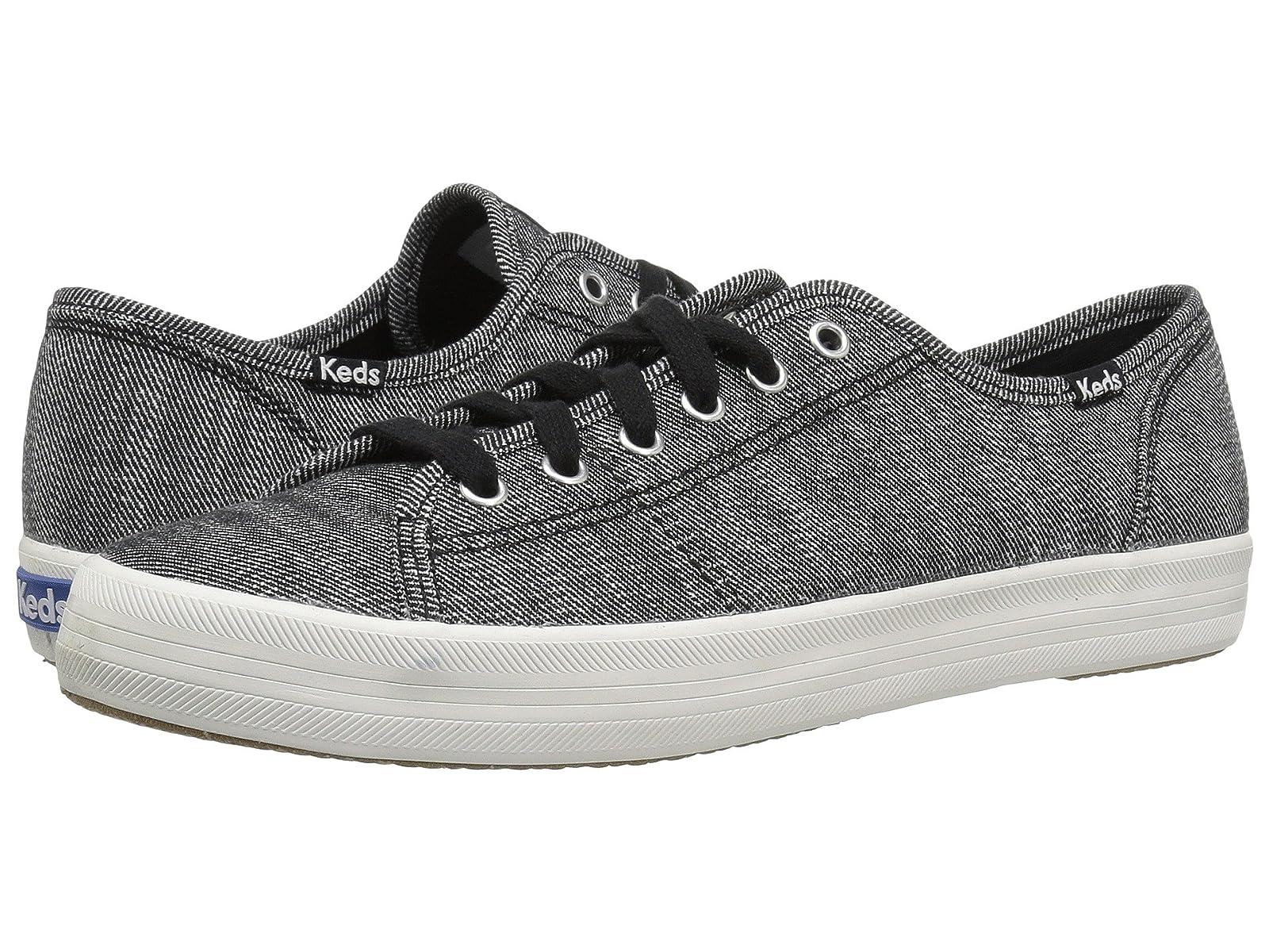 Keds Kickstart Denim TwillAtmospheric grades have affordable shoes