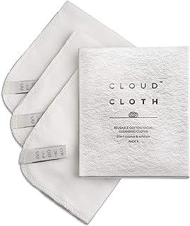 NEW Organic CloudCloth® Reusable Cotton Dual Muslin Face