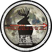 2019 Moon Guide for Deer Hunting