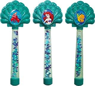SwimWays Disney Princess Ariel Glitter Dive Wands - Pack of 3