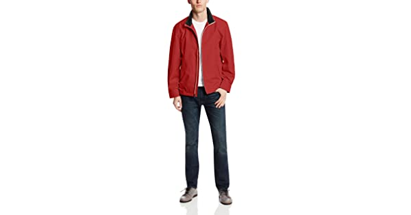 Rainforest Mens Waterproof Breathable Micro-Twill Bomber Jacket Rainforest Mens Outerwear 1491