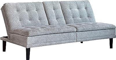Coaster Home Furnishings Whitaker Tufted Cushion Sofa Bed Beige Sofabed