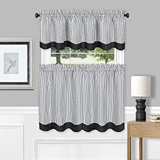 Amazon Com Window Treatment Tiers Swags Galore Tiers Curtains Drapes Home Kitchen