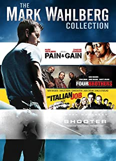 Mark Wahlberg Collection (2017)