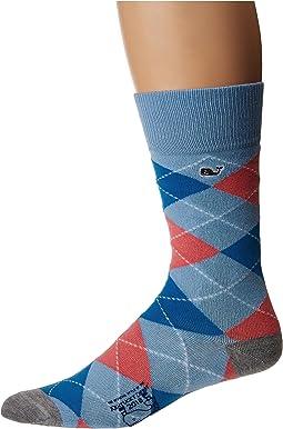 Kentucky Derby Argyle Socks