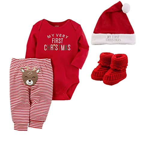 dad2faad7 Clothes Carter s Baby Boy Christmas  Amazon.com