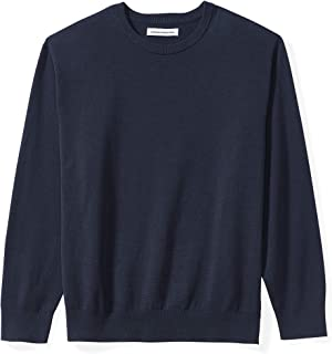 Men's Big & Tall Crewneck Sweater fit by DXL