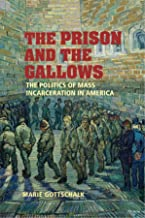 The Prison and the Gallows: The Politics of Mass Incarceration in America (Cambridge Studies in Criminology)