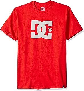 DC Men's Star Short Sleeve Tee Shirt