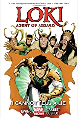 Loki: Agent of Asgard Vol. 2: I Cannot Tell A Lie (English Edition) eBook Kindle