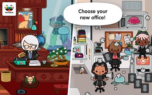『Toca Life: Office』の2枚目の画像
