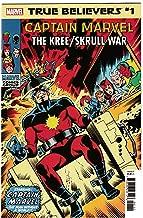 True Believers Captain Marvel Kree Skrull War #1 Reprint Avengers #89 (2019) NM