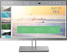 HP EliteDisplay E233 23-Inch Screen LED-Lit Monitor Silver (1FH46A8#ABA)