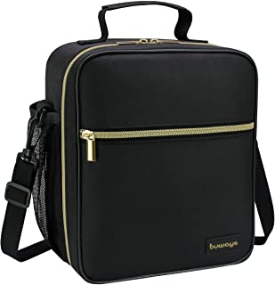 buways Lunch Box, Insulated Lunch Bag for Men, Adults, Women, Durable & Spacious..