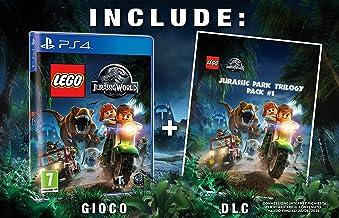 Lego Jurassic World - Edizione DLC - Esclusiva (PS4)