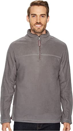 True Grit - Bonded Polar Fleece and Sherpa 1/4 Zip Pullover