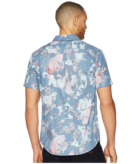Woven Sleeve Short O'Neill Top Perennial StxXnwP
