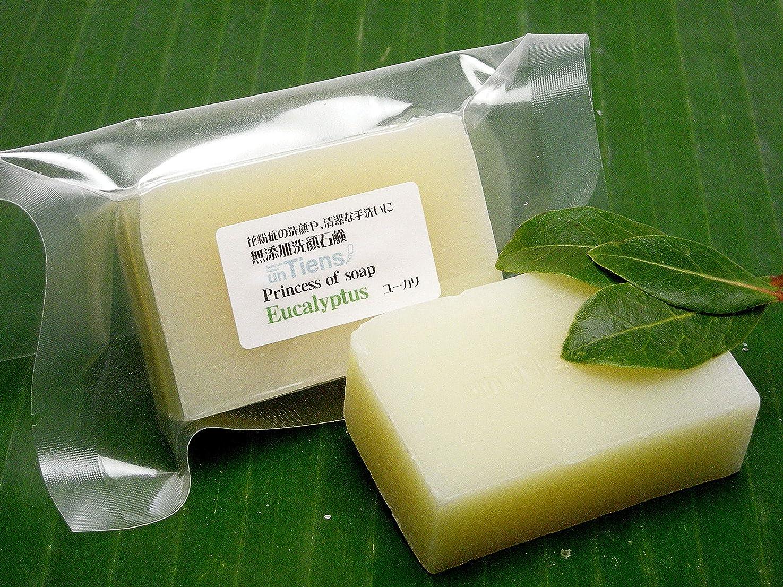 発見赤字関与する手作り石鹸アンティアン プリンセスオブソープ 「ユーカリ」もっとお得な5個セット225g