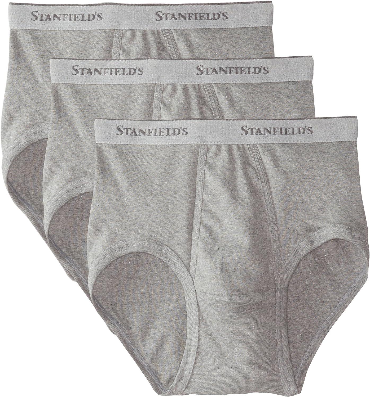 Stanfield's Men's Cotton Brief Underwear (3 Pack)