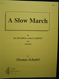 A Slow March Clarinet or Trumpet Solo w/piano Accompaniment