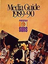 Phoenix Suns Media Guide 1989-1990
